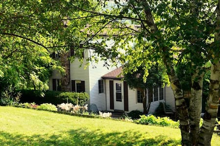 Beautiful country home in Galena - Galena - House