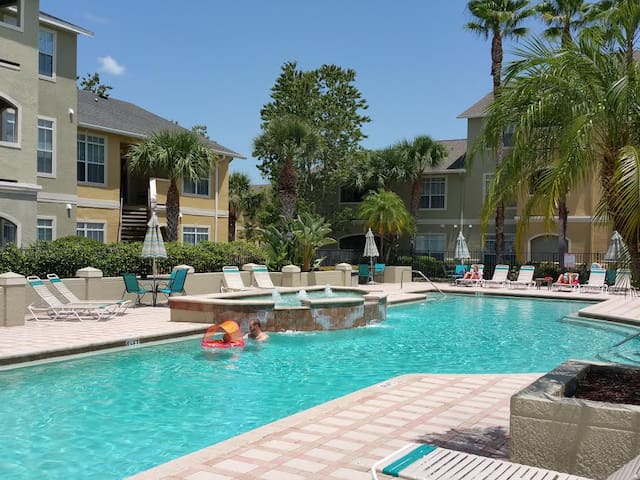 2 Bed Clearwater Vacation Condo. - Clearwater - Condominio