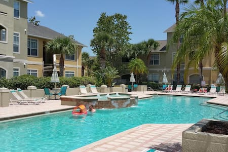 2 Bedroom Clearwater Vacation Condo