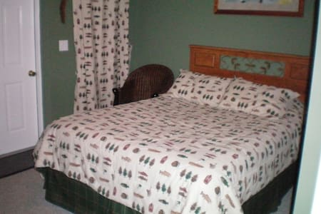 McKinley View B&B-Trout Room - Bed & Breakfast