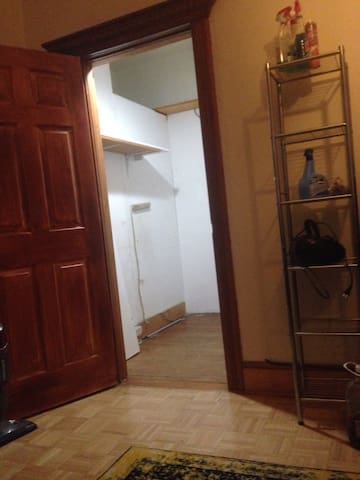 Optional/bonus room; Can be a walkin closet, spare bedroom,office, exercise room etc.