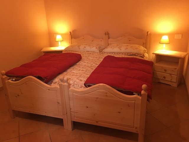 BILOCALE LA COLOMBELLA - Gignese - Apartament