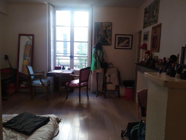Charmant studio Nantes Hyper centre