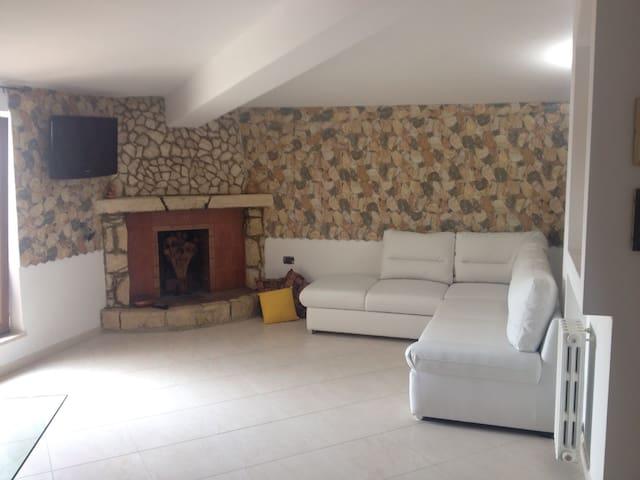 TERRAZZO SUL BASENTO - Grottole, Matera - Appartement