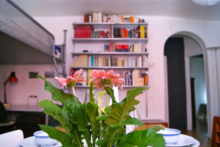 Lovely House in center of Venice!! + free WI-FI!!! - Venezia - Apartment