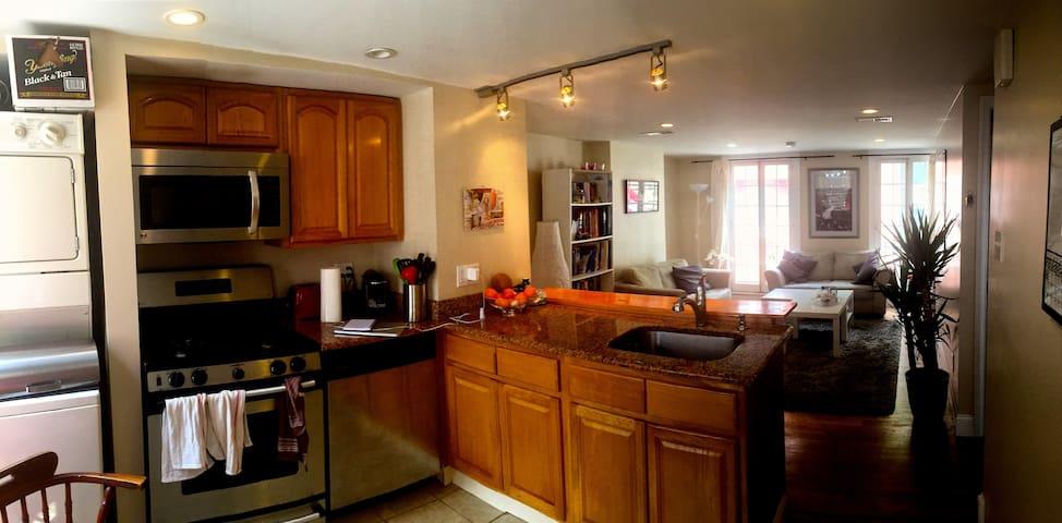 Beautiful condo: Rittenhouse Square - Philadelphia - Appartamento