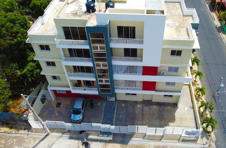 Cozy Apartment Inn La Romána