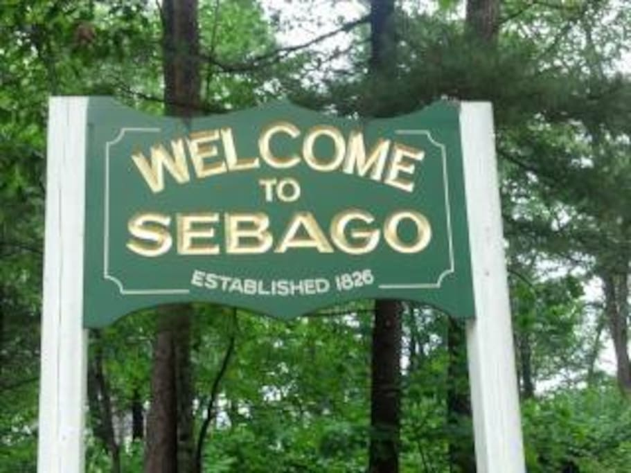 No Place Better than Sebago Lake..Maine