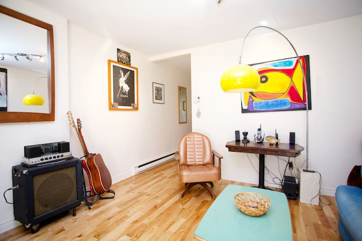 Plateau Location Cozy Apartment