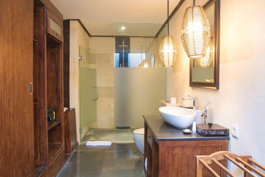 1 Bedroom Pool Villa - Bathroom