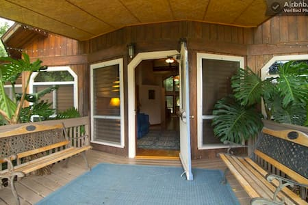 DOUBLE ROOM IN RETREAT HOUSE RM#5 - Waianae