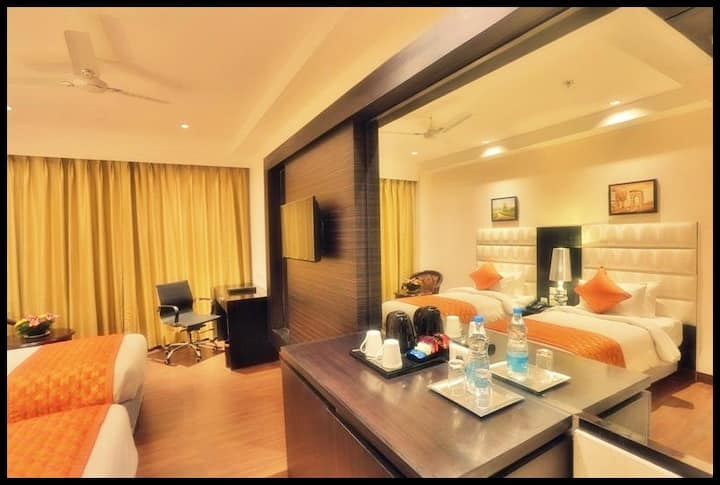 LUXURY ROOM NEAR CHANIDGARH AIRPORT
