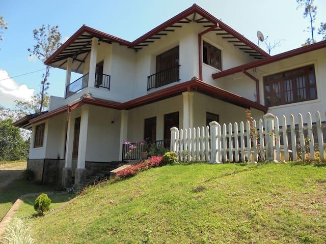 tea estate bunglow - Nawalapitiya - Bungalou