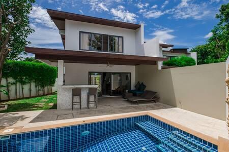 2-Bedroom Modern Pool Villa in NE