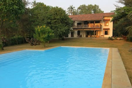 Luxury Holiday Villa with a pool - Alibag - Βίλα