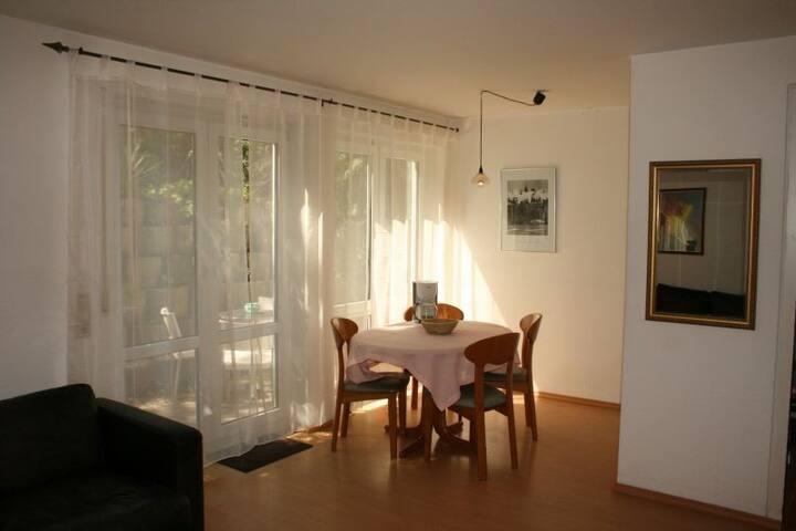 Ferienwohnung am Schlosspark - Weinheim - Lejlighed