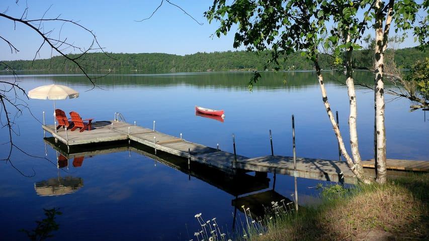 Lakeside cottage - Minden
