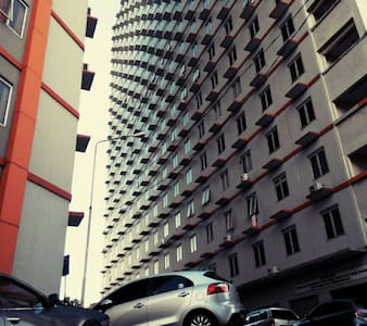 Simplicity Apartment with cozy room - Bandung