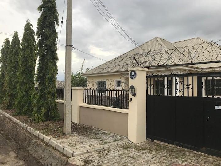 Solar Bungalow 2 Abuja