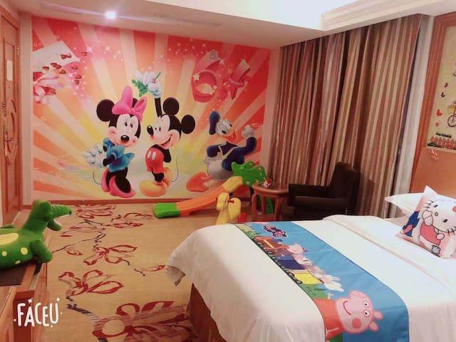 上海浦东机场接送/超近迪士尼