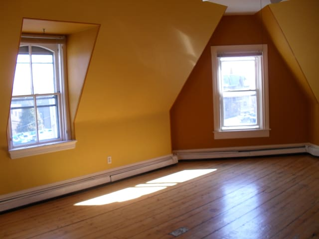 Victorian APT-spacious, historic, walk to Downtown - Providence