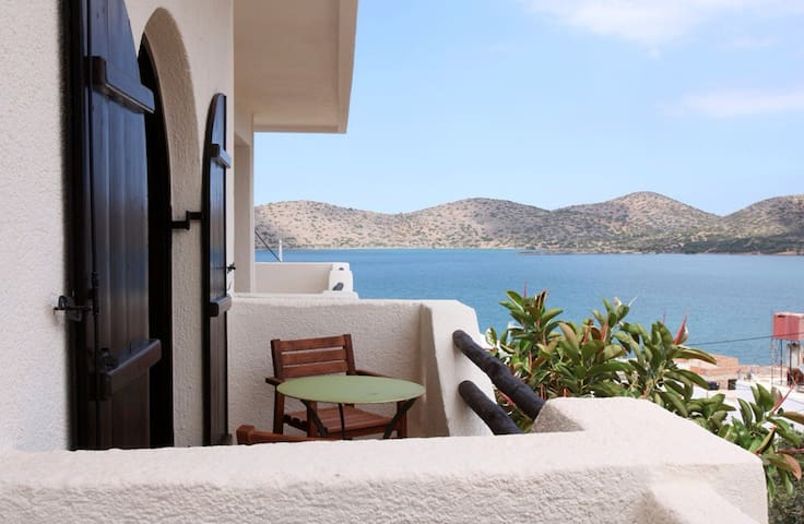 Apt in Elounda for cosy vacation. - Σχίσμα Ελούντας - Flat