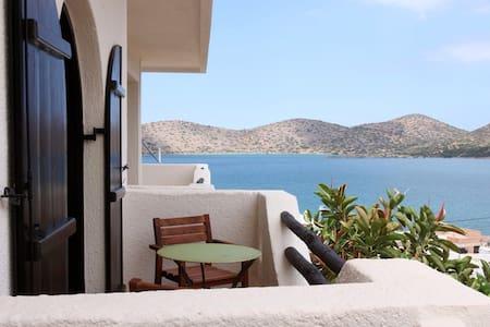 Apt in Elounda for cosy vacation. - Σχίσμα Ελούντας