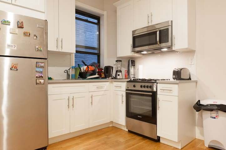 Room in a stunning apartment - Brooklyn - Appartamento