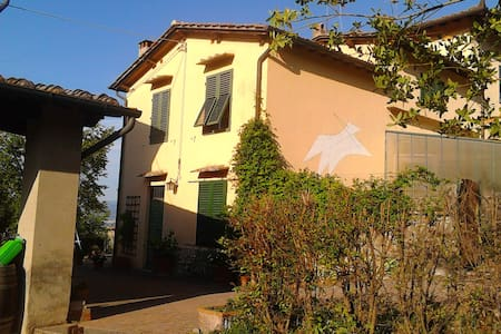 guest house in the Florentine Hills - scandicci - House