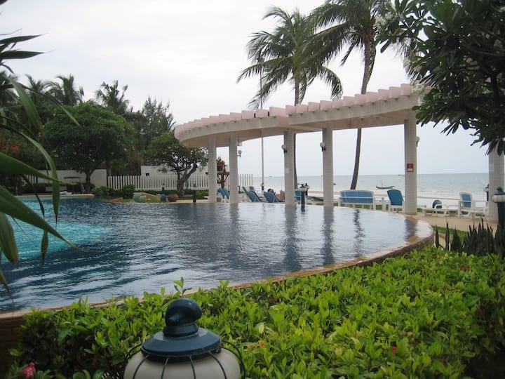 Beach apartment Hua Hin, Thailand