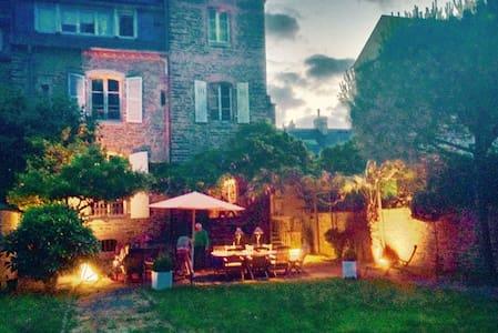 Hotel particulier 1  Castel Jolly D - レンヌ