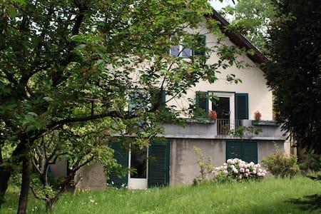 Knusperhäuschen direkt am Wald - Müllendorf - House