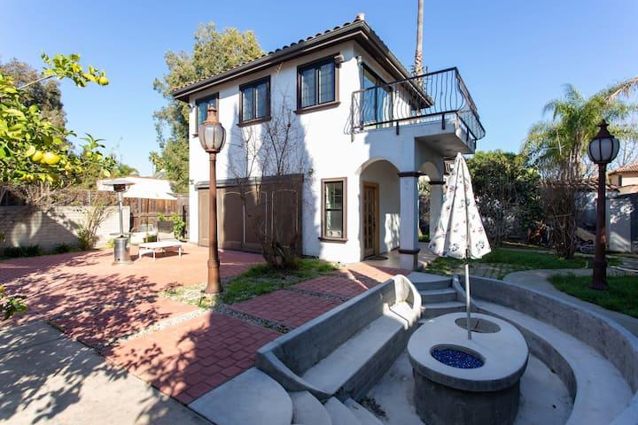 Large Guest House-Central LA-Near The Grove Shops