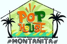 Hostal Pop House Montañita