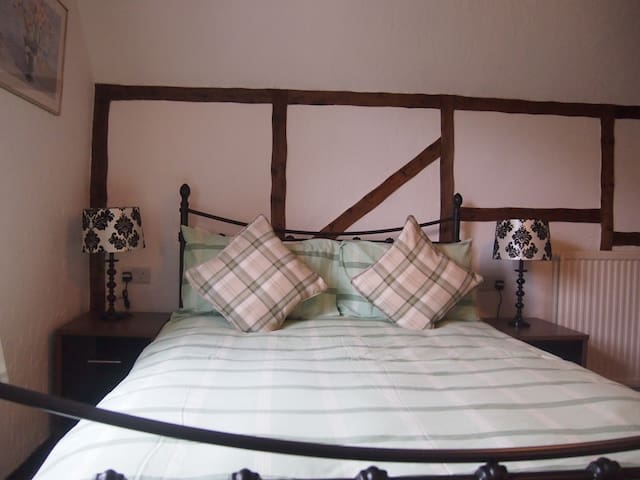 Room 7 at Bodhyfryd Guesthouse, Betws y Coed