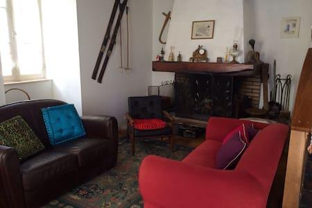 Maison de montagne dans village typique ariégeois - Apartment