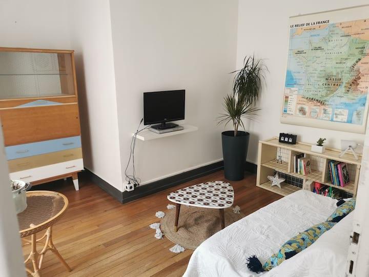 Joli appartement de 30 m2 proche du centre ville !