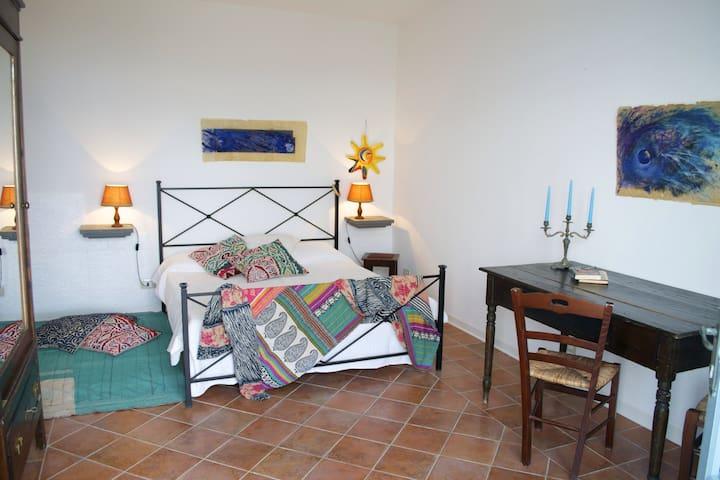 La Sciara- casa panoramica a Lipari - Lipari - Apartment