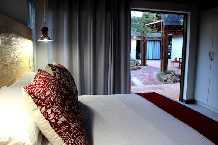 Switsongo Boutique B&B - Dragonfly Room