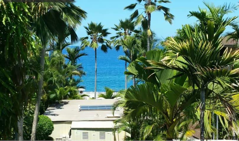 2/1, Charming Vintage Surf Vibe,  Ocean View, Pool