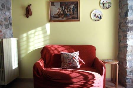 La spiga di grano - Lunigiana - Orturano - Appartement