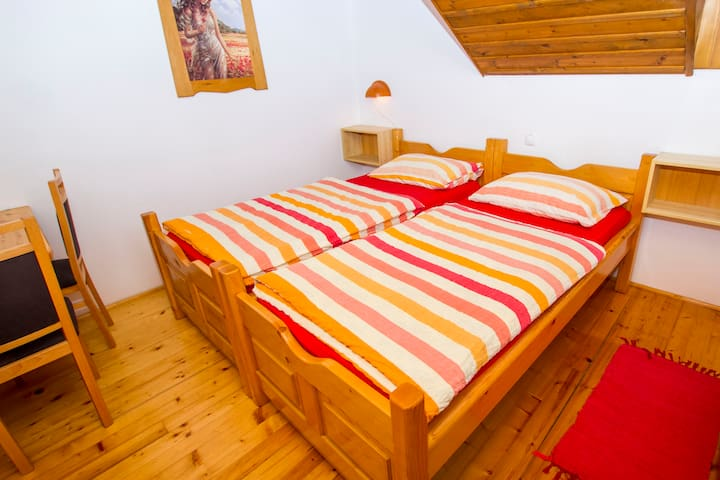 Tourist Farm Pri Martinovih - Two Single Bed Room