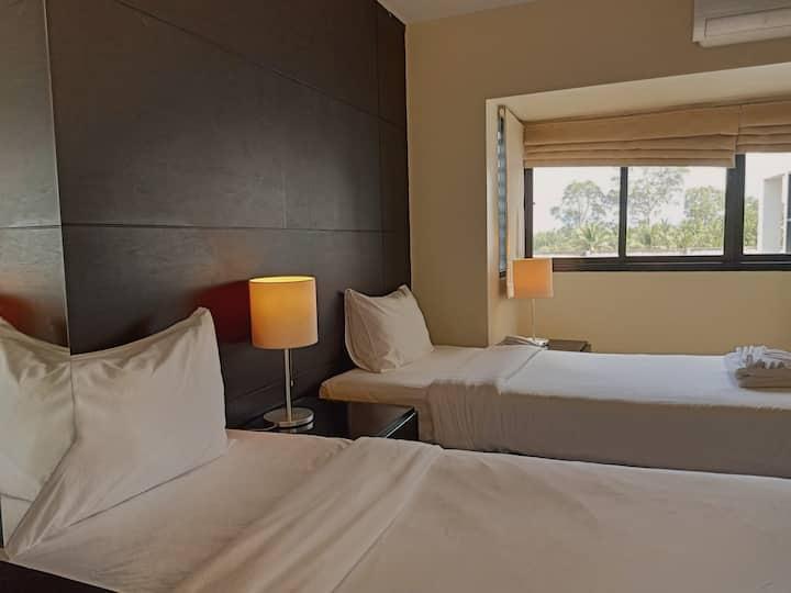 Amarin Samui hotel- Superior Twin Room Only