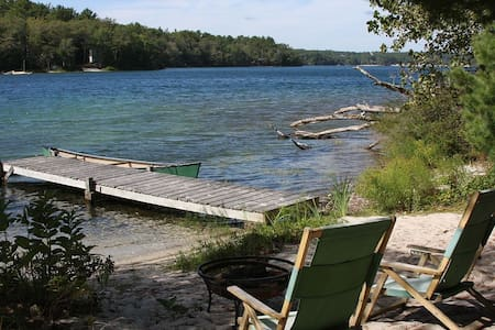 Cove Cottage on Beautiful Long Pond - Plymouth - Blockhütte