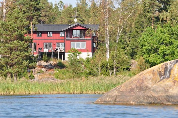 Villa Fraten - a paradise on the Baltic Sea
