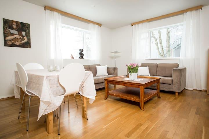 Oddeyrargata 5 - Akureyri - Leilighet