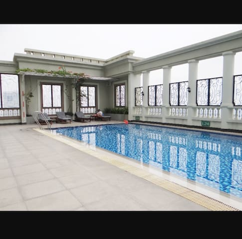 The Manor Luxury Apartment for rent - Ho Chi Minh - Pis