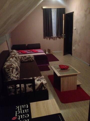 Studio apartman Žućo