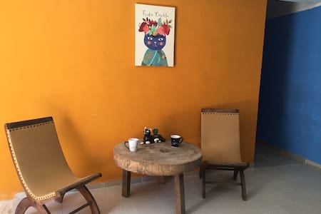 Apartment Los Gatitos (2 floor apt wA/C & WiFi) - Mérida