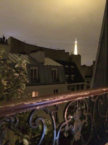Cosy Arc of triumph/Champs Elysées - Paris - Lägenhet